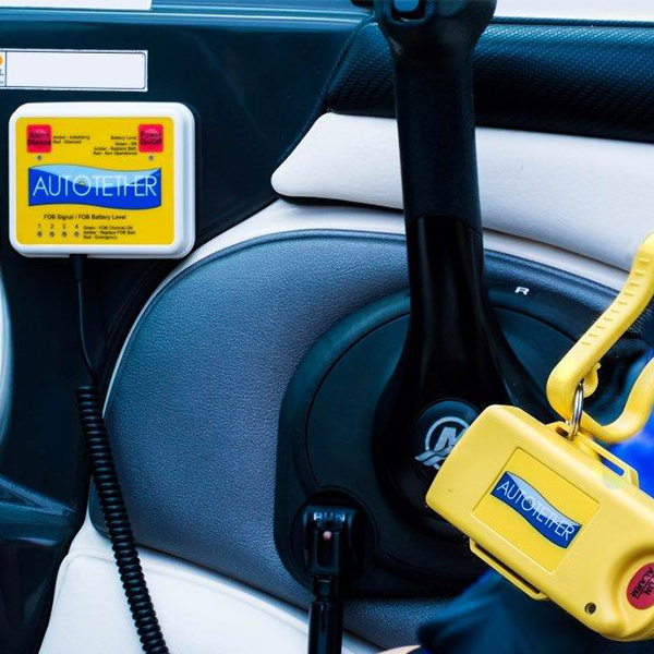 Wireless Engine Kill Switch With Remote | Smart Marine