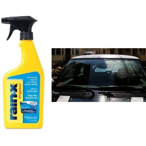 Windscreen Protector Spray- 473Ml (Rainex) Exterior | Smart Marine